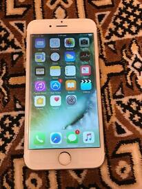 Apple iPhone 6 64gb unlocked /mint condition