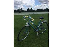 BSA Vintage Ladies Bicycle