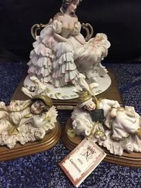 A. Balcari figurine