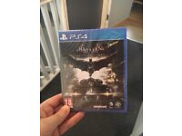 Brand new PS4 batman game