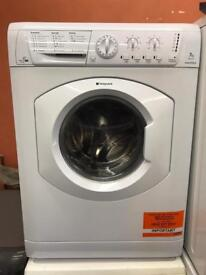Hotpoint aquarius 7kg washer dryer immaculate like new!