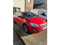 Vauxhall Astra exclusiv 1.4 low mileage