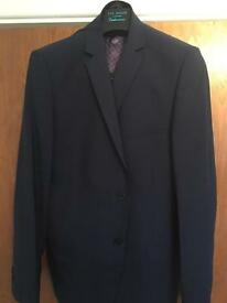 Ted Baker Endurance Navy 3 Piece Suit