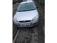 2007 FORD FOCUS STYLE 1.6 LOW MILES(57 PLATE) . MINT.