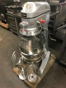 Axis 30 qrt dough mixer with guard 3 attachments for only $2395 ! Only 1 available save$$$$ Hardly used Shipping availab