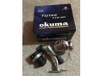 Okuma fishing reels brand new