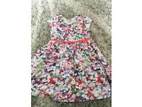 John Rocha (Debenhams) spring/summer dress age 5-6