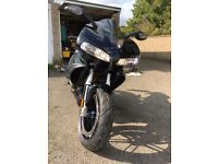 Buell 1125r Black 25th Anniversary Edition, excellent condition!