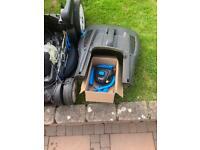 MacAllister Lawnmower Spares