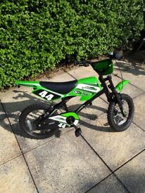 Kids Motobike Bike for sale.