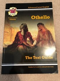 Othello Revision Guide - Advanced Level English