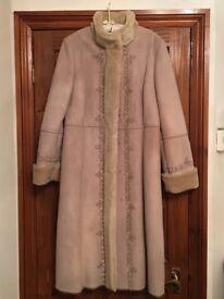 Ladies smart Winter Coat. Size 14