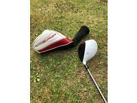 Aeroburner tp driver Golf club