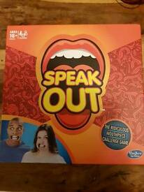 Genuine Speak Out Game