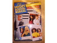 Disney High School Musical 3 Movie & DVD Game Collector's Set