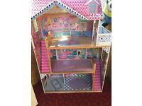 Kidkraft Early Learning Centre dolls house