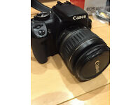 canon 400d & 17-55mmkit lens BOXED with accessories