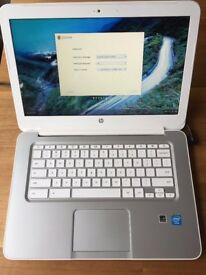 For sale: HP Chromebook 14 laptop