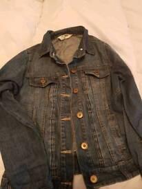 Ladies Demin jacket