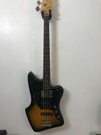 Fret King blue lable Ventura super 80 bass guitar