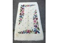 Very soft rug FREE DELIVERY PLYMOUTH AREA