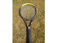 Wilson Hyper Hammer Hyper Carbon Tennis Racket