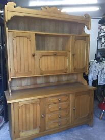 Gorgeous large ash dresser now reduced