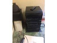 kenwood stacking system