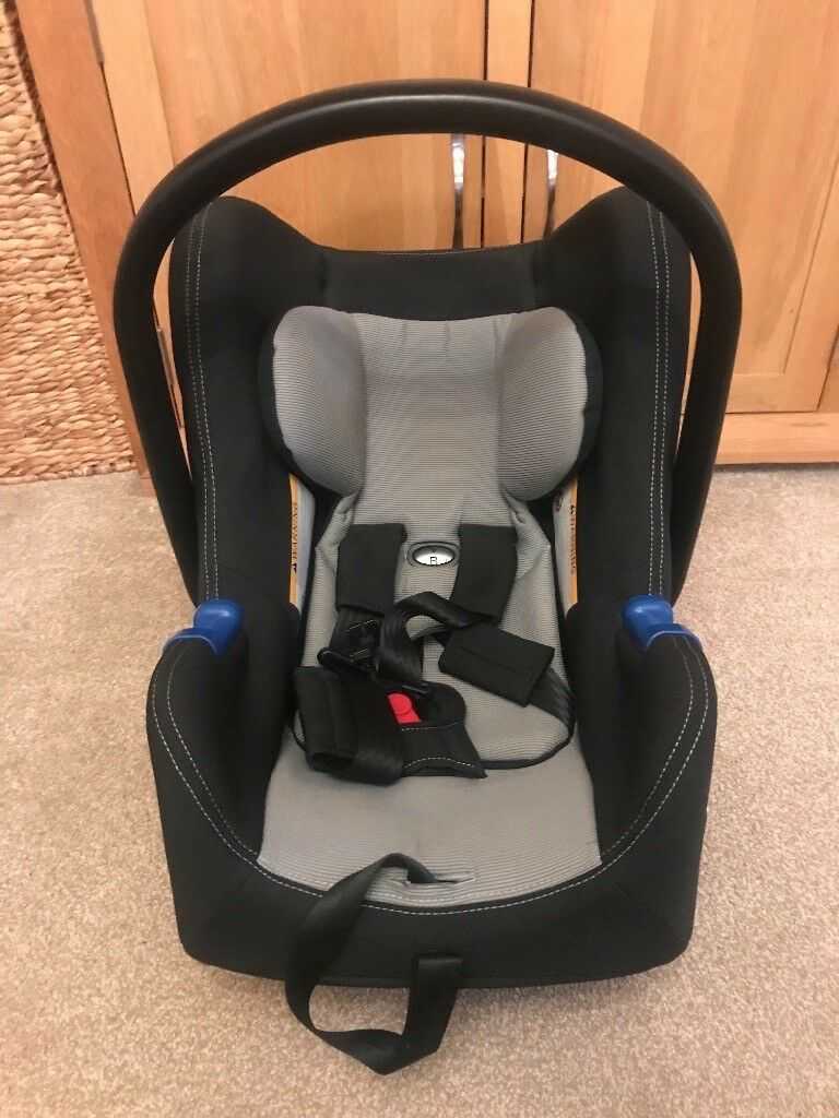 Audi Baby Car Seat And Isofix In Clevedon Somerset Gumtree