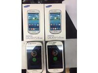 Samsung galaxy S3 Mini refurbished unlocked White colour