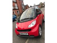 Smart Car LOW MILEAGE, ALMOST BRAND NEW