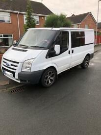 2007 Ford Transit 7 seater mpv st rs vxr