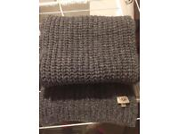 Ugg men's knitted scarf