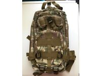 Camouflage BackPack - Brand New -60% off