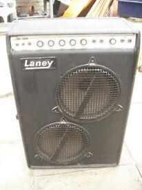 Laney Supergroup era 2x12 combo vintage valve amplifier super tube amp 50w 60w