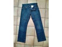 Genuine Dolce and Gabbana Mens jeans, Size 32 Length 31