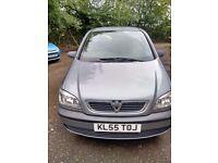 Vauxhall zafira 7seater low miles