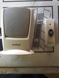 Friedland door bell wireless
