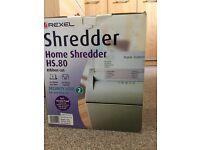 rexel shredder HS80
