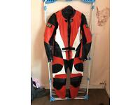 2 piece motor cycle leathers