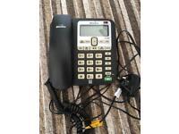 Binatone phone with answering machine