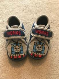 Thomas Slippers Next Infant Size 8 excellent condition