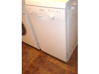 Bosch Slim Line White Dishwasher Delivery Available Bedford Area