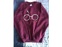Harry Potter Junper (Brand New) - Unwanted Christmas present - Size: Large