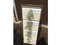 Filing Cabinet. 4 Drawer. Good Condition