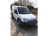 2010 ford transit connect 75 t200 window cleaning van