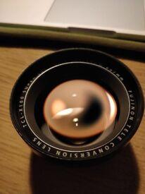 Fuji Film TCL-X100 Teleconverter Lens