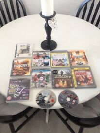 PS3 games FORSALE £2 each