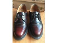Patent Leather Dr Martens Shoes with Bouncing Soles, Women's Size 3