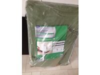 Fibreboard Underlay for laminate flooring - approx. half a pack from Wickes